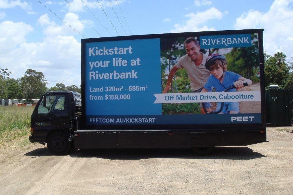 Mobile Billboard Side A